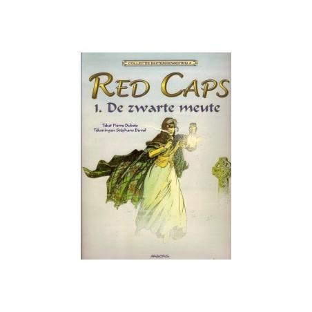 Collectie Buitengewesten 04 Red Caps 01 De zwarte meute