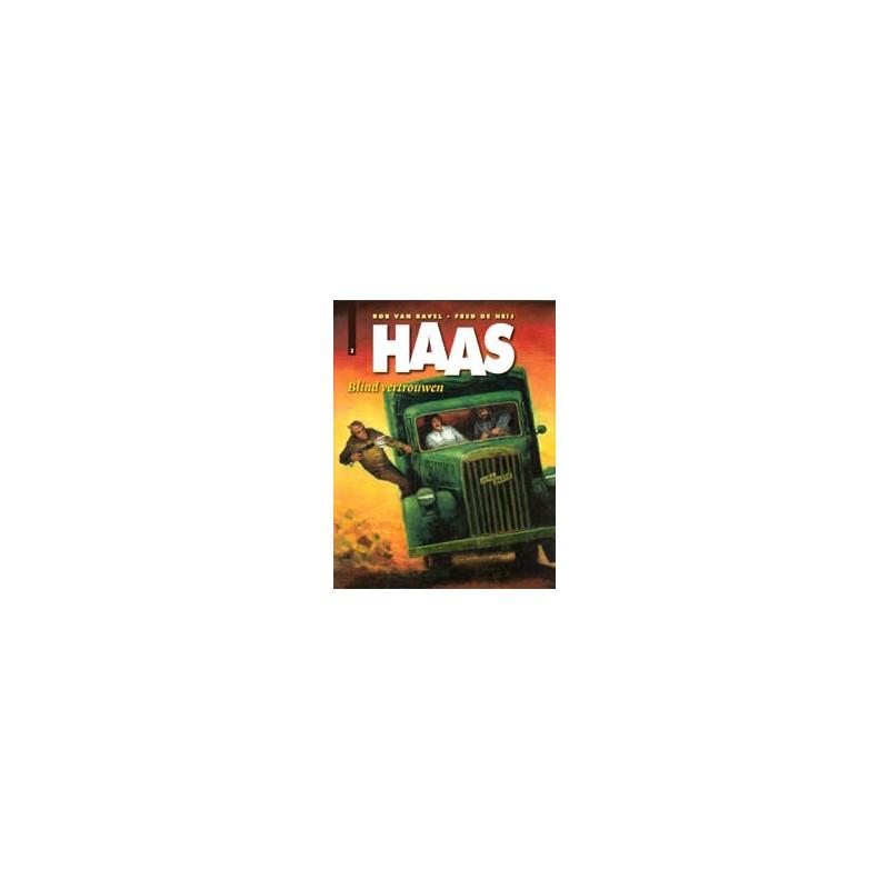Haas 02 Blind vertrouwen