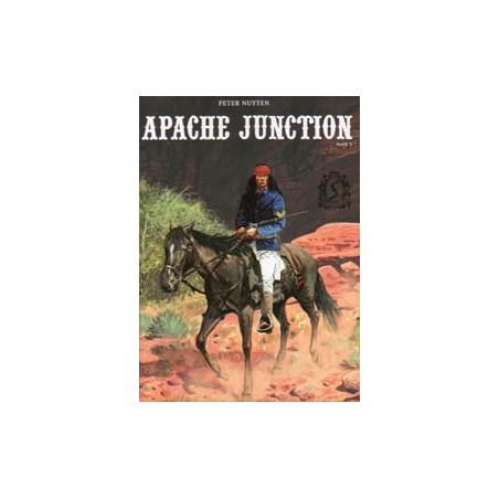 Apache junction HC 01 Wolven in de schemering 1e druk Silvester