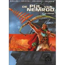 Pijl van Nemrod 03 HC<br>De legende