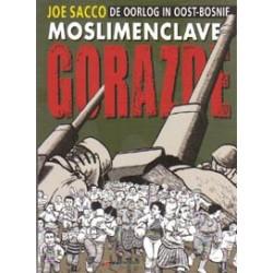 Sacco<br>Moslimenclave Gorazde<br>De oorlog in Oost-Bosnie