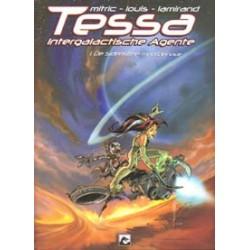 Tessa Intergalactische agente 01<br>De Siderische moordenaar
