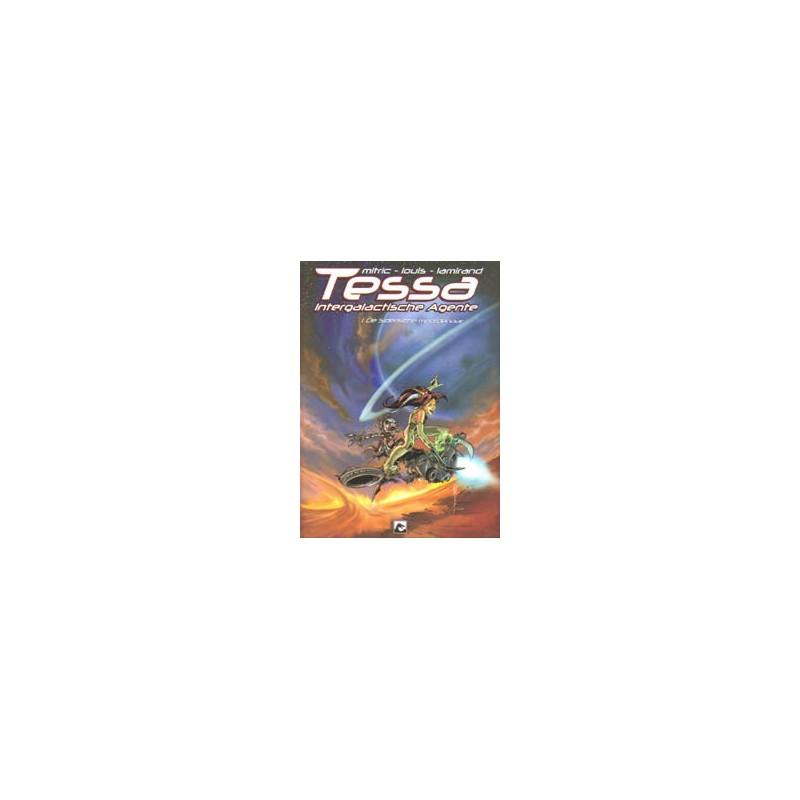 Tessa Intergalactische agente set deel 1 t/m 7