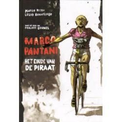 Wielerstrips 03 HC<br>Marco Pantani<br>Het einde van de piraat