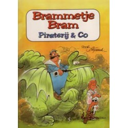 Brammetje Bram HC Piraterij & Co 1e druk