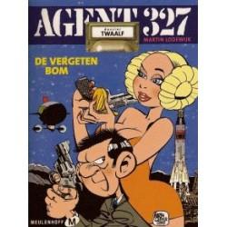 Agent 327 set<br>De comeback<br>deel 12 t/m 19<br>1e drukken