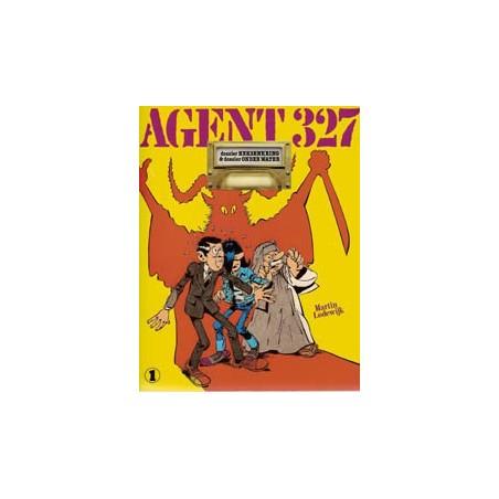 Agent 327 01 Dossier Heksenkring & Onderwater herdruk