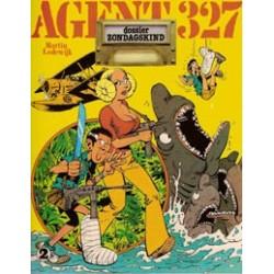 Agent 327<br>02 Dossier Zondagskind<br>herdruk