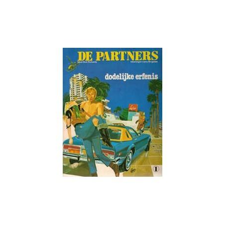 Partners 01 Dodelijke erfenis herdruk