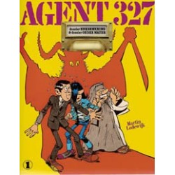 Agent 327<br>01 Dossier Heksenkring & Onderwater<br>1e druk 1977