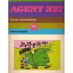 Agent 327<br>Dossier Stemkwadrater<br>1e druk 1970