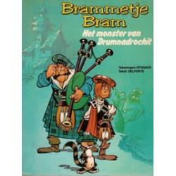 Brammetje Bram 04 Monster van Drumnadrochit 1e druk 1980