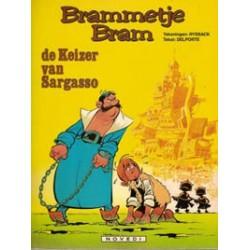 Brammetje Bram 05 De keizer van Sargasso 1e druk 1981