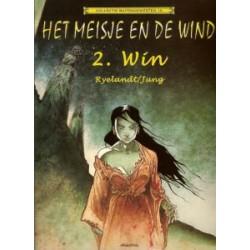Collectie Buitengewesten 10 Het meisje en de wind 02 Win