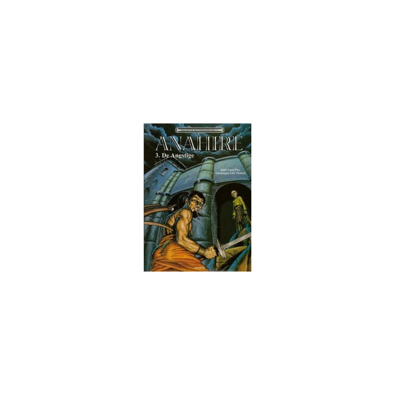 Collectie Buitengewesten 11 Anahaire 03 De angstige