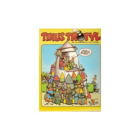 Tinus Trotyl 1e druk 1984 zonder single