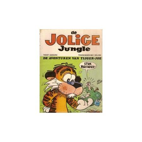 Jolige Jungle setje deel 1 t/m 7 1e drukken 1973-1976
