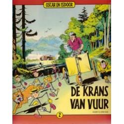 Oscar en Isidoor 02 SC De Krans van Vuur herdruk