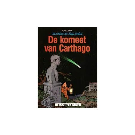 Titanic reeks 12 Freddy Lombard 3 HC Komeet van Carthago