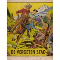Oscar en Isidoor HC 03 De vergeten stad 1e druk 1961