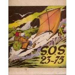 Oscar en Isidoor HC 06 S.O.S. 23-75 1e druk 1960