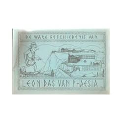 Faes<br>De ware geschiedenis van Leonidas van Phaesia<br>1e druk