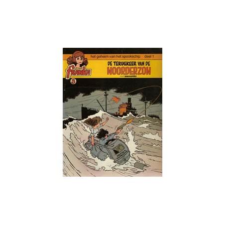 Franka 03% De terugkeer van de Noorderzon 1e druk 1979