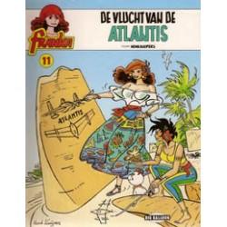 Franka 11 De vlucht van de Atlantis 1e druk 1993