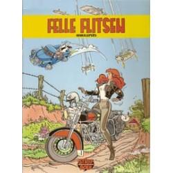 Stripgeschenkboek 2002<br>Franka<br>Felle Flitsen<br>1e druk