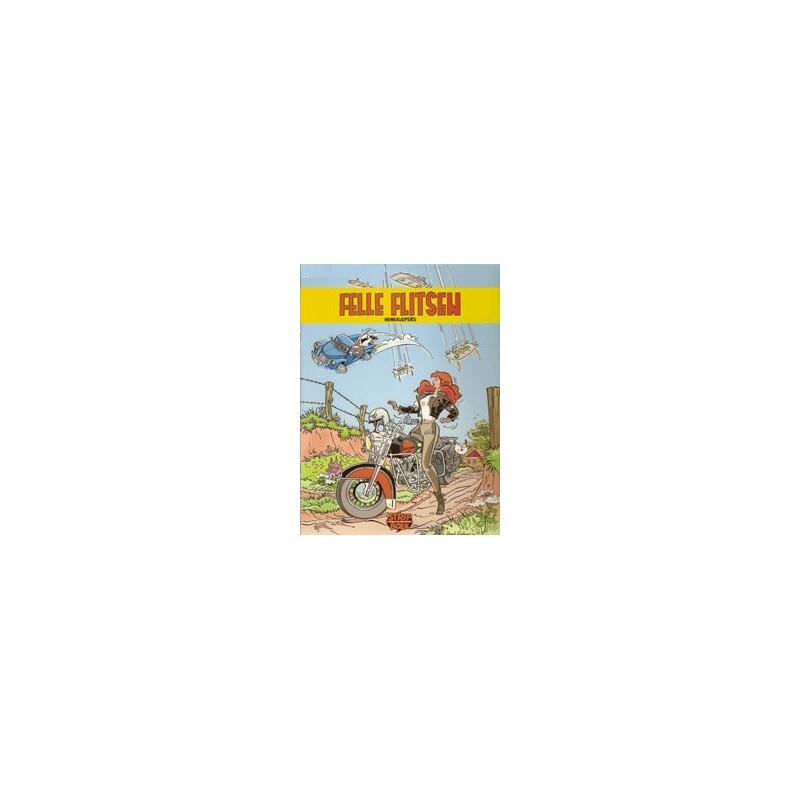 Stripgeschenkboek 2002 Franka Felle Flitsen 1e druk