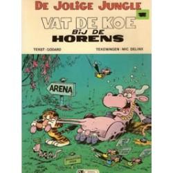 Jolige Jungle 04 Vat de koe bij de horens 1e druk 1975