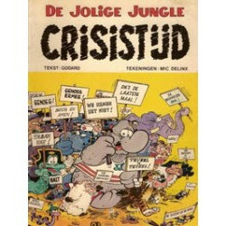 Jolige Jungle 06 Crisistijd 1e druk 1976