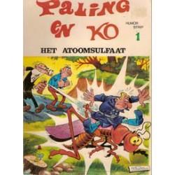 Paling en Ko 01<br>Het Atoomsulfaat<br>1e druk 1971