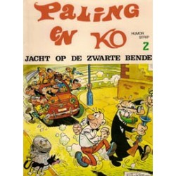 Paling en Ko 02<br>Jacht op de zwarte bende<br>1e druk 1971