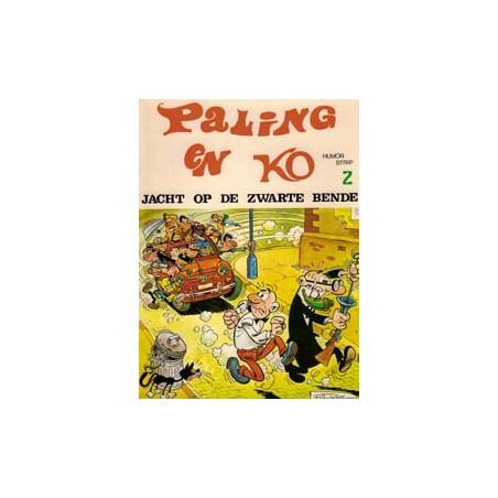 Paling en Ko 02 Jacht op de zwarte bende 1e druk 1971