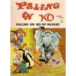 Paling en Ko 03<br>Op Safari<br>1e druk 1972