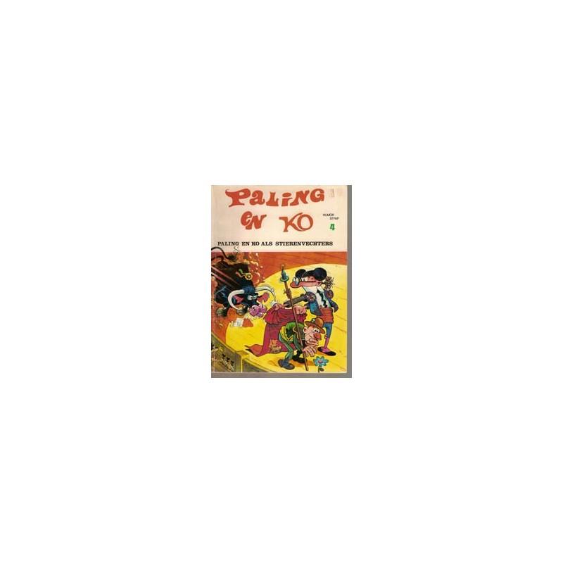 Paling en Ko 04 Als stierenvechters 1e druk 1972