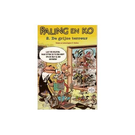 Paling en Ko A02 De grijze terreur 1e druk 2001