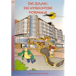 Stedenstrips Zaak 10 de Utrechtse Formule 1e druk 1998