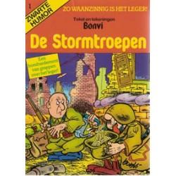 Stormtroepen 01 1e druk 1982