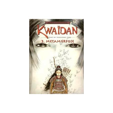 Collectie Buitengewesten 21 Kwaidan 03 Metamorfose