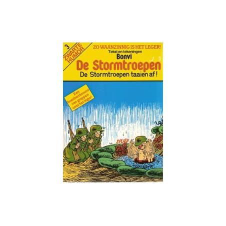 Stormtroepen 03 De stormtroepen taaien af! 1e druk 1982