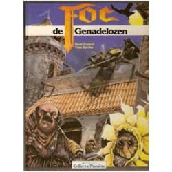 Foc setje HC<br>deel 1 t/m 3<br>1e drukken 1987-1991