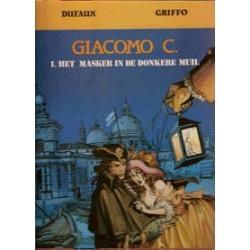 Giacomo C. set Blitz SC<br>deel 1 t/m 6<br>1e drukken 1990-1996