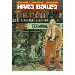 Hard boiled set HC<br>deel 1 t/m 3<br>1e drukken 1991-1992