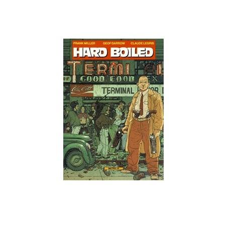 Hard boiled set HC<br>deel 1 t/m 3<br>1e drukken 1991-1992