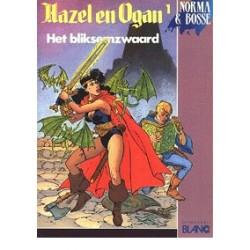 Hazel en Ogan set SC<br>deel 1 t/m 3<br>1e drukken 1989-1995