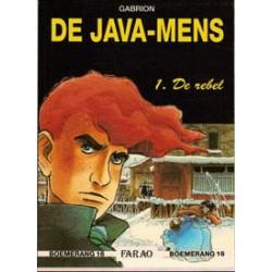 Java-mens setje SC<br>deel 1 & 2<br>1e drukken 1990-1992