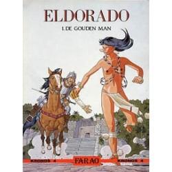 Eldorado 01 SC De gouden man 1e druk 1989