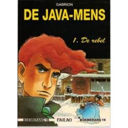 Java-mens 01 SC De rebel 1e druk 1990